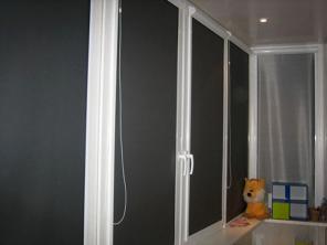 Рулонные шторы с непрозрачными тканями, для детской, спальной комнаты