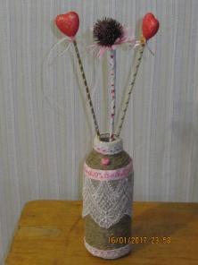 Ваза-вазочка