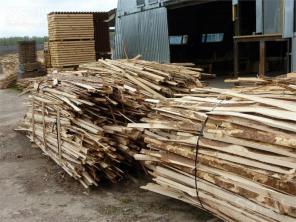 Реализуем срезки сосновые на дрова, возможна доставка по Саратову