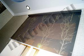 Рулонные шторы на оконный проем, под Ваши интерьер