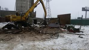Демонтаж покупка вывоз лома в Одинцово Троицке Переделкино Московском