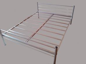 Армейские металлические кровати для солдат, кровати для казарм, оптом.