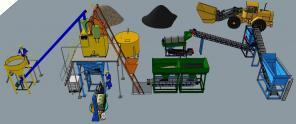 Завод производства сапропеле-цеолитовых удобрений