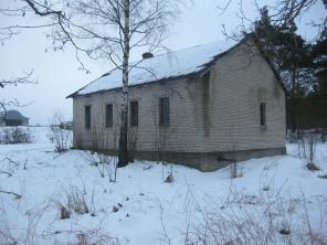 Продажа дома возле озера Вишневское с природным газом водопроводом