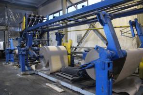 Продам комплект оборудования для производства гофрокартона и гофротары