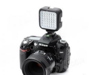Продам накамерный свет GRIFON LED - 36 диодный осветитель