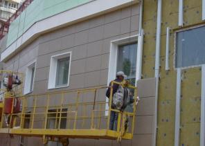 Кровельные и фасадные работы, ремонт крыш и фасадов.