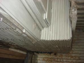 Металлокассеты фасадные открытого типа