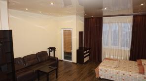 Современная квартира с панорамным видом