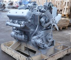 Двигатели ЯМЗ-236М2 индивидуальной сборки
