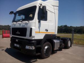 Продается МАЗ-5440С9 седельный тягач из наличия по спец. цене!