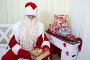 Дед Мороз и Снегурочка Березники