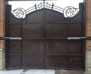 Автоматика для распашных и откатных ворот в Ростове-на-Дону
