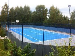 Современное покрытие для теннисного корта – Хард (Hard)