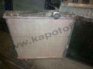 Ремонт радиаторов охлаждения, интеркулеров грузовиков и тягачей.