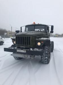 Урал тягач