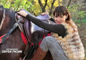 Конные прогулки как активный отдых в Ростове-на-Дону. Дом Белой Лошади