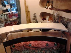 Изделия из искусственного камня (мрамор, гранит) столешницы