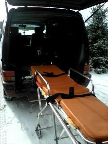 Перевезу лежачего больного или инвалида колясочника.