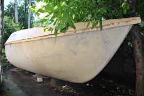 Яхта Омега