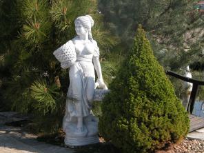 Скульптура садовая, фигура парковая, для сада, двора и парка