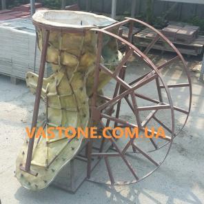 Формы для изготовления бетонных фонтанов, скульптур, фигур, вазонов
