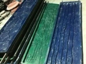 Формы стеклопластиковые для еврозаборов и столбов, оградок