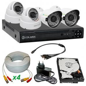 Видеокамеры наблюдения TM COLARIX
