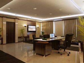 Отделка офисных помещений в Щёкино