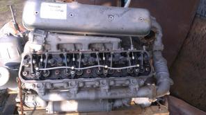 Продам двигатель ямз-238 с хранения, не капиталиный
