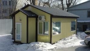 Дачные домики под ключ в Щёкино
