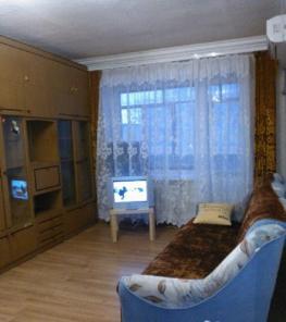 1-комнатная квартира на ул. Ошарской