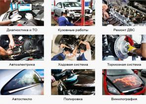 Полный комплекс услуг ремонта авто в Одинцово