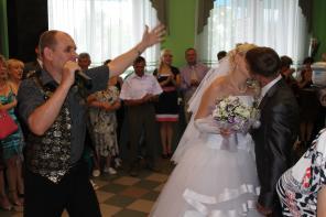 Тамада-ведущий на вашу свадьбу, юбилей, торжество