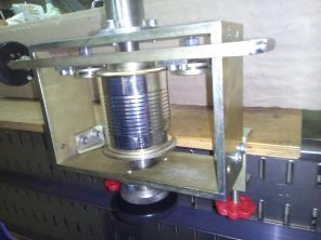 Станок для закрутки жестяных банок (Тушенка)