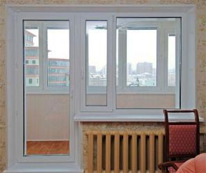 Металопластиковые окна и балконы в Кривом Роге