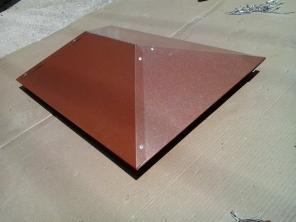 Изготовление колпаков, зонтов, крышек на вентиляционные каналы