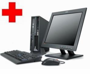Ускорение работы Вашего компьютера. Удаление вирусов. Выезд на дом.