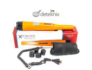 Пинпоинтер Deteknix Wader Li подводный до 3 м