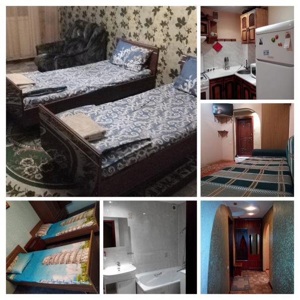 Уютная 2-х комнатная квартира на Космонавтов