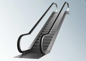Ограждения для эскалаторов и подъемников из стекла