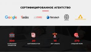 AG Marketing - агентство интернет-маркетинга Артема Гладуна