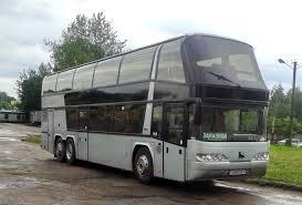 Автобус, билеты на автобус Луганск -Алчевск-Москва
