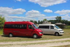 Пассажирские перевозки мавтобусами Фольксваген до 8 мест и Спринтер.