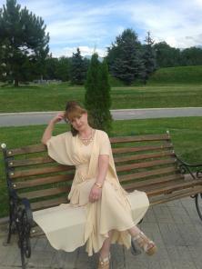 Ведущая Ирина