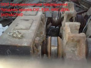 Продаю запчасти на кран СКГ-63/100 Основание стрелы 13 м Вставки стрел