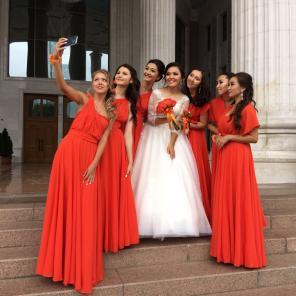 """""""Подружки невесты.kz"""". Ателье проката."""