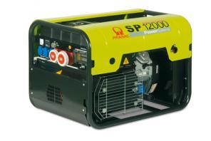 Аренда бензогенератора 10 кВт (пр-во Италия)