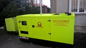 Дизельный генератор 100 кВт в аренду