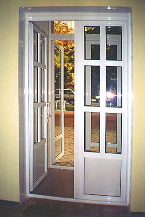 Двери металлопластиковые. Низкие цены
